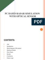 Pc Based Radar Simulation