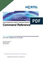 Nortel Commands