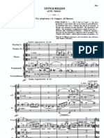 Manon Lescaut III. Intermezzo by Giacomo Puccini