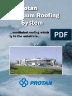 Vacuum Roofing System