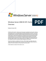 Windows Server 2008 R2 SP1 Technical Overview