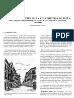 Crónica y apuntes de la vida política de Yecla (1977-1990)