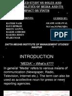 Ppt on Media