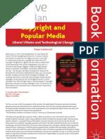 Copyright and Popular Media Australia