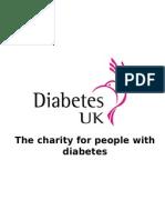 Diabetes UK Awareness Talk - Jun 2011