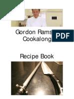 Gordon Ramsay Ultimate Cooking Course Book