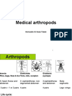 Medical Arthropods Pharmacy 2012