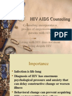 Aids Counselling