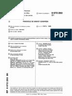Patent UCDA
