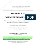 Manuale Counseling Agosto 2010
