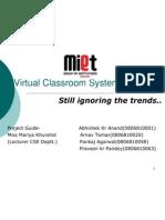 Virtual Classroom 1