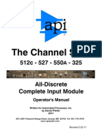 Chanstrip Manual