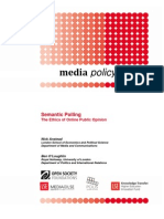 Policy Brief 5 Semantic Polling_The Ethics of Online Public Opinion