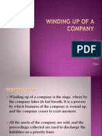 Windind Up of a Company - Copy