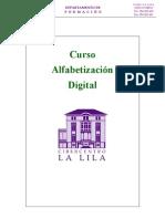 CURSO Alfabetizacion Digital Apuntes