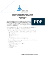 CHM@L PTSO Strategic Plan 2012 - 2015.Doc