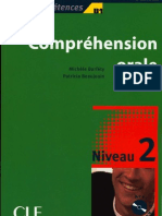 Comprehension Orale 2 B1
