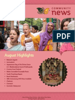 ISKCON London (UK)-2011.08-August Newsletter