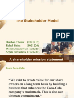 BGIS CIA _ the Stakeholder Model