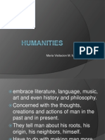 Ppt Humanities