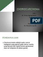 CHORIOCARCINOMA