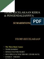 Kd 1 3 Teori Kecelakaan Dan Pengendaliannya