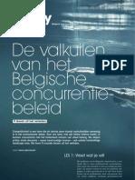 Belgisch concurrenctiebeleid