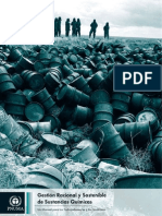 Gestión Racional y Sostenible de Sustancias Químicas Un Manual para los Trabajadores/as y los Sindicatos Sustainlabour