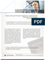 Immigration Application Processing