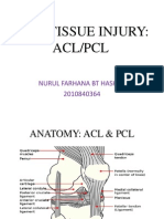 Acl Pcl Presentation