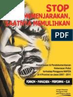 Laporan Pendokumentasian Kekerasan Polisi Pada Pengguna NAPZA_2012