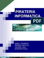 Piratería Informática
