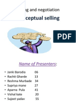 Copy of Selling and Negotiation FINAL Ppt