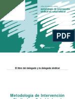 Metodologia de Intervencion Sindical en Salud Laboral