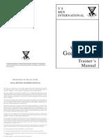 Goal Setting Manual