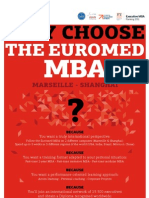 Euromed MBA & Maritime Management Track 2012
