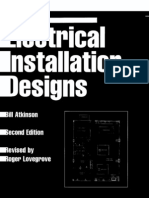 Electrical Installation Designs- 2nd Edition