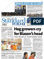 Manila Standard Today - May 4, 2012 Issue