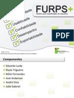 Classificação de requisitos - FURPS