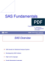 SAS Fundamentals 1.1