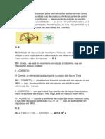 TD2-Introdução a Cinematica,MU,aceleração média(RESOLUÇÃO)