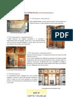 -Stili Della Pittura Pompeiana Approfondimento