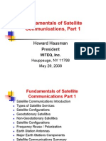 Fundamentals Satellite Communication Part 1