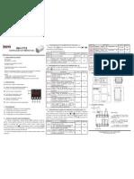 Manual INV 1713