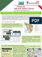 Portale dei GeoPaesaggi della Regione Toscana