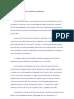La psicología forense en el área del derecho penal