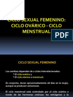 Ciclo Menstrual y Ovarico-pa Expo