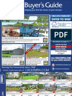 Coldwell Banker Olympia Real Estate Buyers Guide May 5th 2012