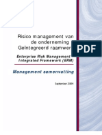 COSO ERM Exec Summary Dutch-Rev-juni06