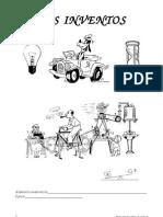 """Cuadernillo de actividades. Proyecto """"Los Inventos"""""""